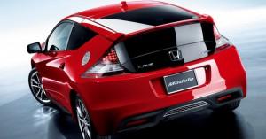 Honda-CR-Z-Hybrid-Car0