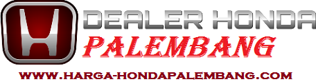 Promo Harga Mobil Honda Palembang 2018