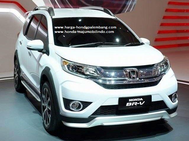 Honda BR-V Palembang