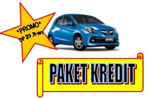 Kredit Murah Honda Brio Palembang
