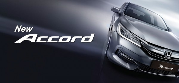 New Honda Accord 2016