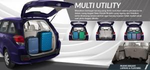 bagasi mobilio 2017