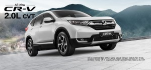 new crv turbo palembang
