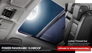 panoramic sunroof crv turbo