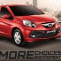 Harga dan Kredit Mobil Honda Brio 2015 di Palembang