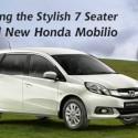 Harga dan Kredit Mobil Honda Mobilio 2015 di Palembang