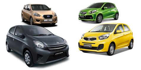 Perbandingan Mobil Murah Ramah Lingkungan
