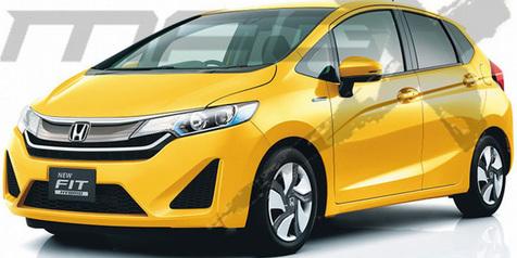 Honda Berencana Mengeluarkan All New Jazz Facelift
