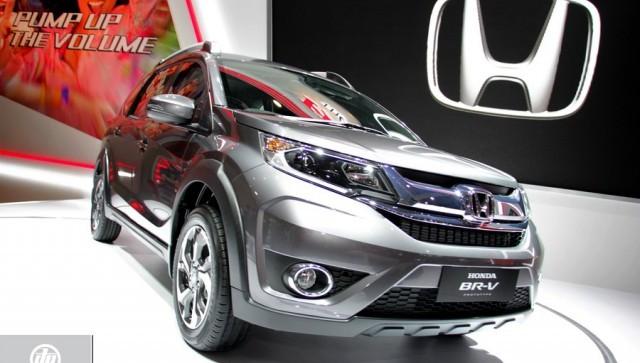 Harga Honda BR-V Palembang