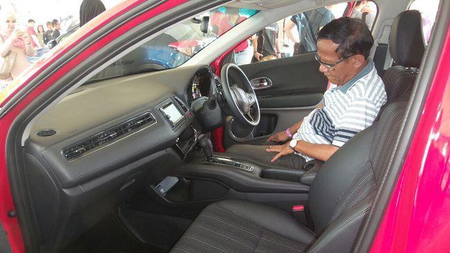 Hampir Semua Konsumen Kagum Dengan Desain Honda HR-V