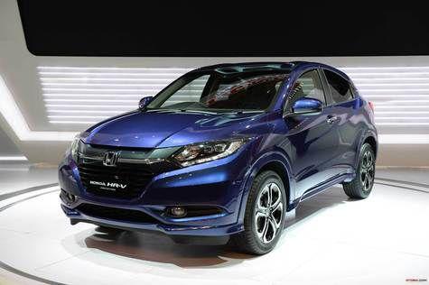 Honda HR-V Selaris Honda Mobilio