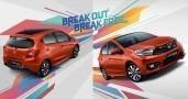 New Honda Brio Satya dan Brio RS 2020